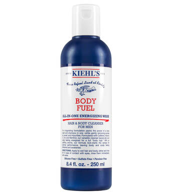 Body Fuel All-in-One Energizing Wash Hair & Body Cleanser For Men
